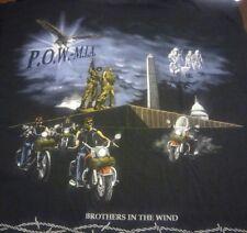 Rolling Thunder POW MIA Washington DC 2001 (XXL) T-Shirt War Memorial Harley VTG
