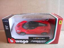 Ferrari Race - FERRARI LAFERRARI - Car Model 1:43 Die Cast Burago [MZ4]