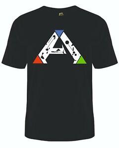 Ark T-Shirt Dinosaur Vest Survival Evolved Tee