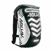 WP Backpack  black / Reflective 12 LitreOxford Aqua V12 Waterproof