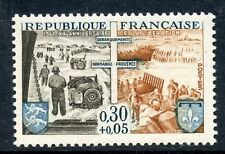 STAMP / TIMBRE FRANCE NEUF LUXE ** N° 1409 ** DEBARQUEMENT DE NORMANDIE