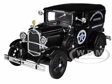 1931 FORD MODEL A US MARSHALL'S VAN 1/32 DIECAST MODEL CAR BY NEW RAY 55123A