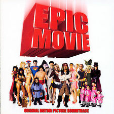 Epic Movie - Original Soundtrack - Audio CD Free Shipping