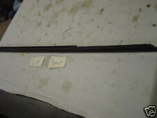 cadillac seville sts lh rear door moulding window 97