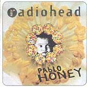 Radiohead, Pablo Honey, Very Good, Audio CD