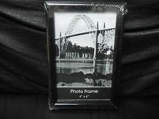 "Picture Wall Frame Black Acrylic 4"" X 6"""