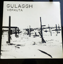 "GULAGGH Vorkuta 12"" LP Extreme Noise Symphonic Audio Terror Industrial Stalaggh"