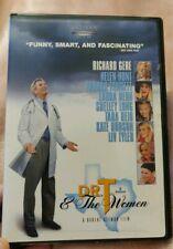 Dr. T and the Women (DVD, 2001, Sensormatic) Richard Gere/Helen Hunt/Tara Reid