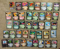 Lot x41 Dragon Ball Z/GT-CCG/TCG Cards-2 Foil-Lord Slug/Krillin Energy Attack-LP