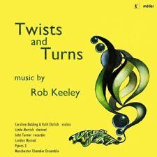 Twists & Turns [New CD]