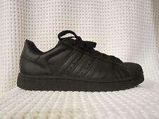 Adidas Superstar - Black/Black/Black M 5.5/ W 6.5