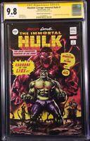 MARVEL Comics ABSOLUTE CARNAGE IMMORTAL HULK #1 CGC SS 9.8 Suayan NYCC Variant