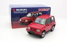1:18 DORLOP Suzuki Vitara/Escudo Early Version RHD New Junior Diecast Model RED