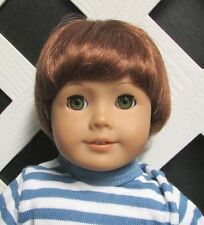 "Doll Wig Monique ""Johnny"" size 4/5 in Auburn - (Unisex)"