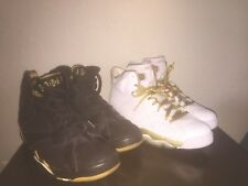 "Air Jordan 6/7 ""Gold Medal"" Pack (Size 9.5)"