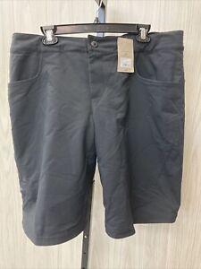 Pearl Izumi Canyon Shorts, Men's Size 38, Black - NEW
