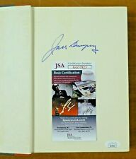 Jack Dempsey Boxing Legend Signed Autographed Book Dempsey with JSA COA