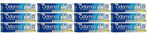 Dabur Odomos 12x 50g Mosquito Repellent Cream Non Sticky Free Ship