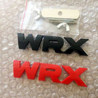 Subaru WRX Front Grille Badge Emblem fit Subaru WRX  Glossy Red