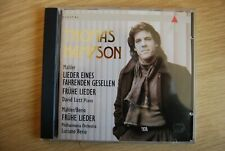 Mahler - Lieder Eines Fahrenden Gesellen: Lutz Berio CD 090317400228