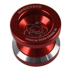 Diret Magic Yo-Yo N8 Super Professional YoYo + String + Free Bag +Free Glove Red