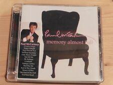 Paul McCartney - memory almost full - CD 2007 Universal   India - wie neu