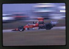 James Hunt #33 Lola T332 - 1974 California Grand Prix - Vtg 35mm Race Slide