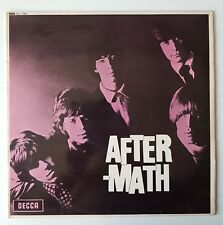 THE ROLLING STONES AFTERMATH VINYL LP DECCA 1978 STEREO PRESS SKL 4786 RECORD