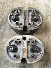 BMW R60/5 Engine Heads and Valves