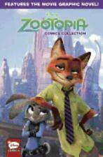 Disney Zootopia Comics Collection by Disney
