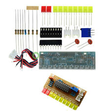 LM3915 Audio Level Indicator Funny 10 DIY Kit Electronic Audio Indicator Suite