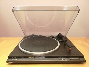 Technics SL-BD20 DC Servo Automatic Turntable Record Player (1986) Made in JAPAN