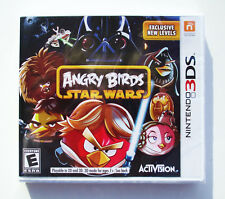 Angry Birds Star Wars  Nintendo 3DS game  NEW    A1