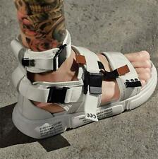 Summer Beach Men's Cotton Nylon Casual Sport Sandals Gladiators Walking Holiday