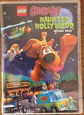 Lego Scooby-Doo Haunted Hollywood DVD.