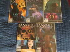 Angel: Only Human - 5-issue series by IDW.