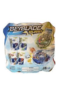 Hasbro Beyblade Burst  Battle Set Spryzen S2, Roktavor R2, Valtryek V2, Kerbeus