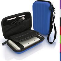 Blue Hard Case Cover for New Nintendo 3DS XL 3DSXL 2DS XL 2DSXL Sleeve Pouch