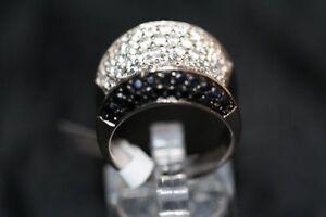 Ring , 925er Silber mit Zirkonia , Ringgröße 60 /s3
