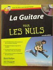 La guitare pour les nuls avec 1 CD /I24