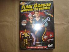 Flash Gordon and Zorro Serials and Bonus DVD