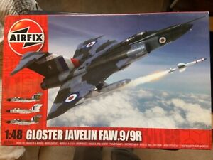 1/48 AIRFIX GLOSTER JAVELIN FAW. 9/9R