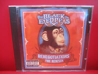 Renegotiations: The Remixes [PA] by The Black Eyed Peas (CD, 2006, A&M (USA))