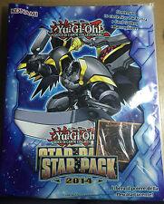 KONAMI YU-GI-OH! STAR PACK 2014 CARD - NUOVO