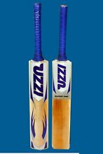 Uzzi Sports Super One Custom Hand Made English Willow Cricket Bat Made In Usa
