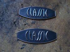 Skoda Fabia Classic 1.2 2004 5 door side wing left right emblem badge decal Qy.1