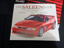 The Saleen Book: 20 Years of Saleen Mustangs - Steve Saleen Autographed - SOEC