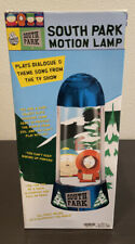 """South Park Motion Lamp Comedy Central 15"""" Motorized With Sound New In Box"""