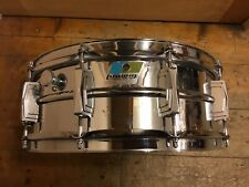 "Vintage 1970's Ludwig 14"" x 5"" 400 Supraphonic Snare Drum"