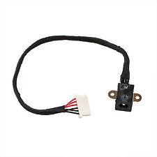 Original DC power jack plug in cable for ASUS N76 N76V N76VB N76VJ N76VM N76VZ